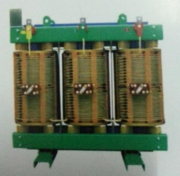 SG11型非包封干式变压器